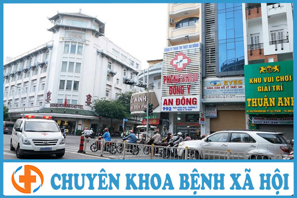phong kham dong y an dong chua benh lau
