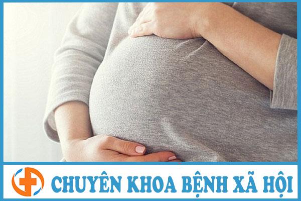 benh ly sui mao ga gay bien chung nguy hiem cho phu nu mang thai