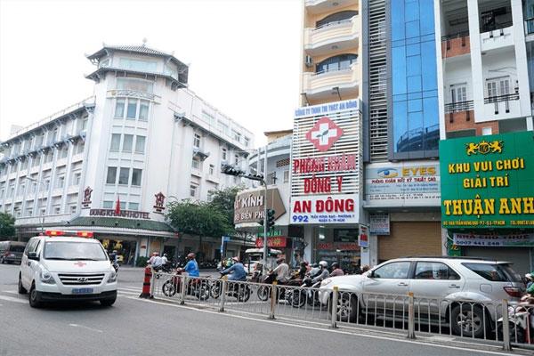 phong kham dong y an dong co tot khong