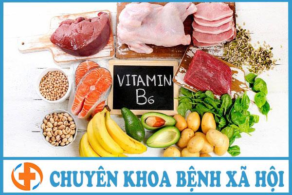 nen an thuc pham giau vitamin b6